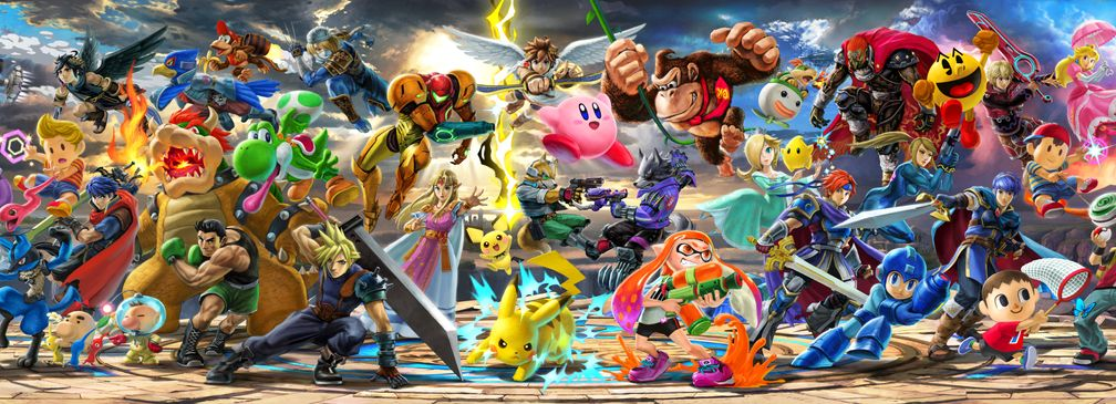 Gruppenfoto (Super Smash Bros. Ultimate)