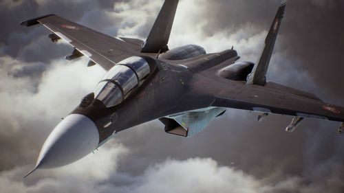 Su-30SM (Ace Combat 7: Skies Unknown)