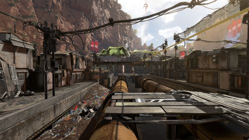 Slum Pipes (Apex Legends)