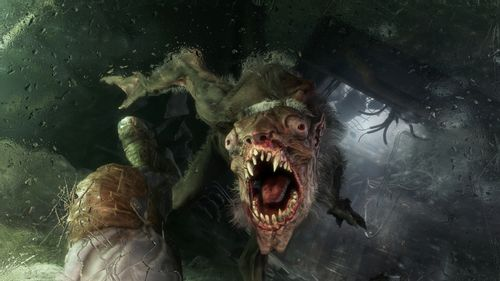 Monster greift an (Metro Exodus)