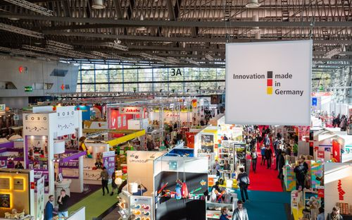 Innovation made in Germany (Spielwarenmesse)