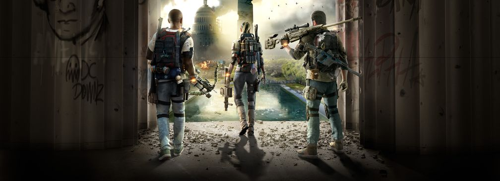 Key Art (The Division 2)