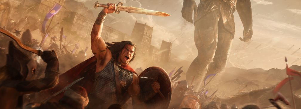 Key Art (Conan Unconquered)