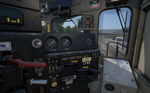 Cockpit (Train Sim World)