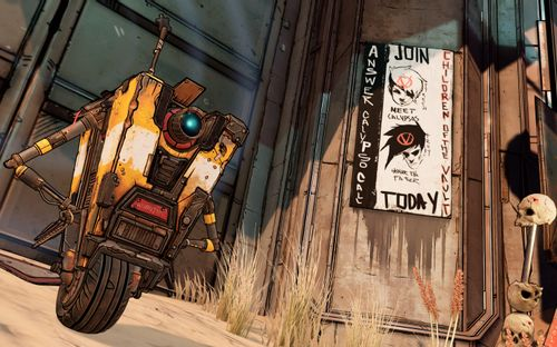 Claptrap (Borderlands 3)