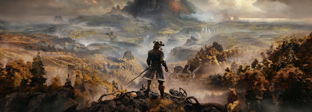Key Art (GreedFall)