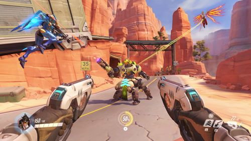 Gameplay (Overwatch)