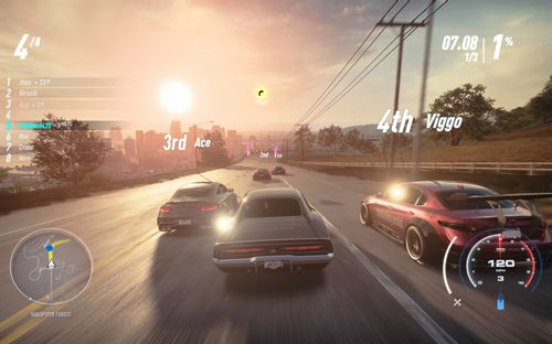 Gameplay (Need for Speed Heat)