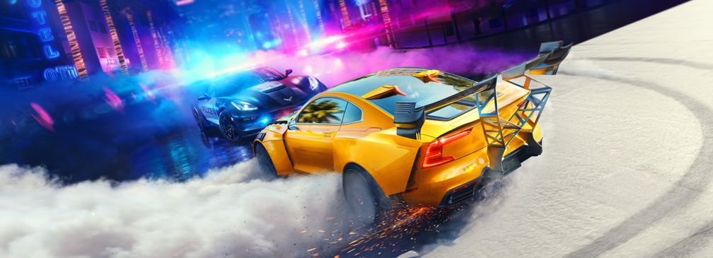 Key Art (Need for Speed Heat)
