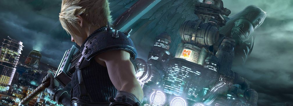 Key Art (Final Fantasy VII Remake)