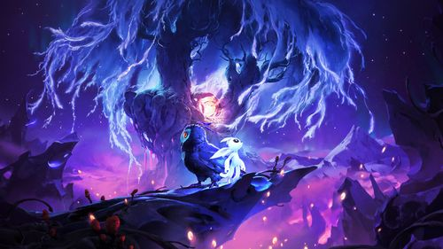 Key Art (Ori and the Will of the Wisps)