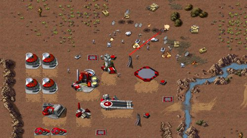 Laserturm (Command & Conquer Remastered Collection)