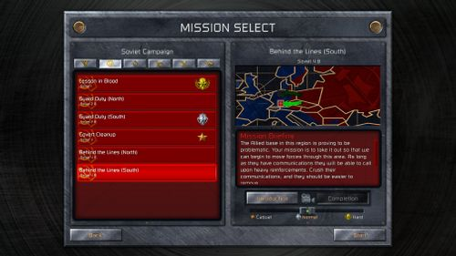 Missionen (Command & Conquer Remastered Collection)