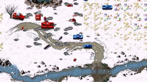 Schnee (Command & Conquer Remastered Collection)