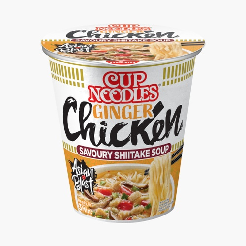 Soup Ginger Chicken (Nissin)